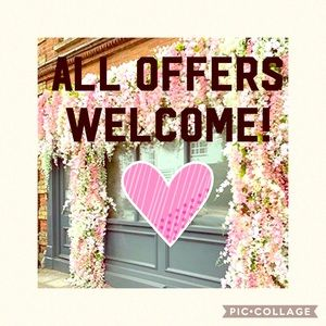 🌸All Offers Welcome!🌸